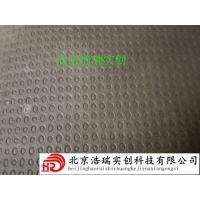 5厚单面凹面发泡橡胶隔音减震垫 电子聚乙烯发泡隔音减震垫