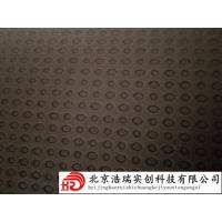 发泡橡胶减震垫板 单面凹橡胶隔音减震垫 隔音垫 减震垫