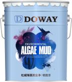 杜威海藻泥全净墙面漆