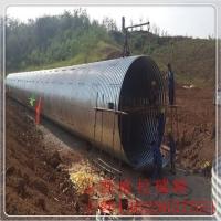 山西太原金属波纹涵管排污管排水管