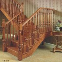 好美家家具-实木楼梯MF-018