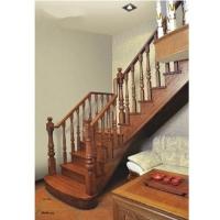 好美家家具-实木楼梯MF-004
