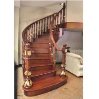 好美家家具-实木楼梯MF-001