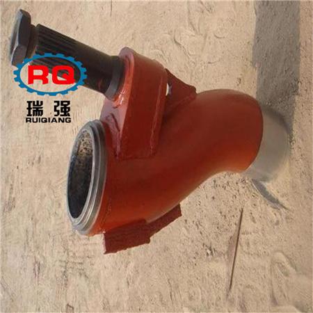 中联泵车配件堆焊S管保5万方