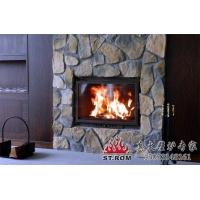 全国壁炉别墅燃木真火壁炉现货供应采暖必备