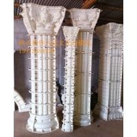 塑料现浇欧式构件罗马柱模具