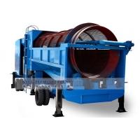 移动式滚筒洗矿机生产基地 赣州市品牌好的移动式滚筒洗矿机批发
