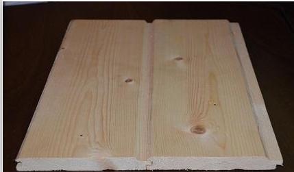 木质外墙桑拿板-实木外墙板平面挂板-外墙板沪景木业