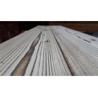 浮雕木扣板-云杉拉丝刻纹免漆桑拿板-厂家批发免漆刻纹扣板