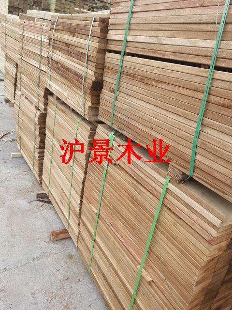 户外园林印尼柳桉地板最新价格高品质红柳桉防腐木板材黄柳桉木