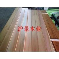 香柏木无节桑拿板-沪景木业生产批发香柏木无节扣板红雪松扣板