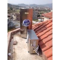 空气能热水器不锈钢家用宾馆美容院专用容声2P320升