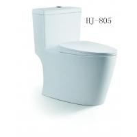 马桶坐便器潮州高温陶瓷更易清洁悍将卫浴