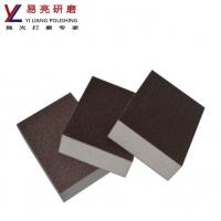 供應原裝進口海綿砂磚 打磨砂塊 方形海棉砂磚 海綿砂海棉砂
