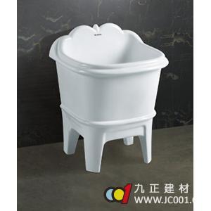 成都一成卫浴连体式拖把槽-9404