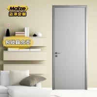 铝蜂窝板生态门隔音现代高档家装平开房间门