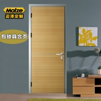 迈泽建材铝合金生态门MZ09室内门
