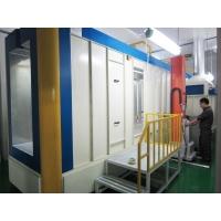 自动喷粉房 喷粉设备 粉末回收室