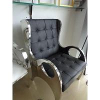 不锈钢餐椅