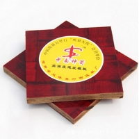 各种规格竹胶板 房建竹胶板模板 强度高韧性好