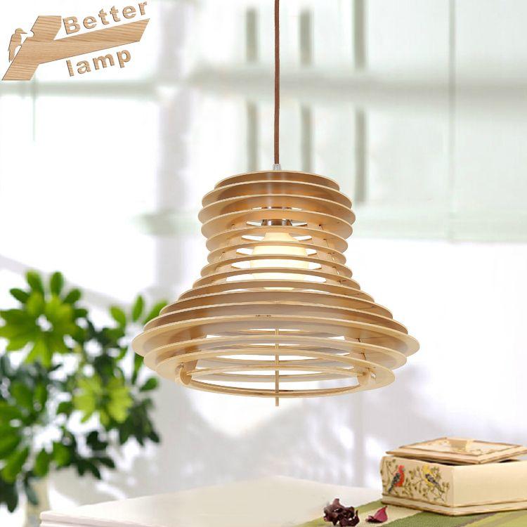 现代简约个性创意个性 地中海风格吊灯 实木灯具木艺吊灯