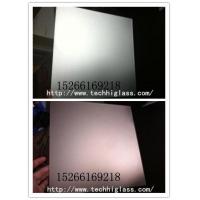 买5mm无手印蒙砂玻璃 5mm-12mm出口级蒙砂玻璃