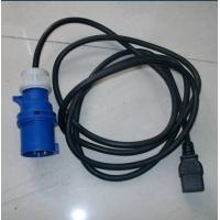 PCE品牌单单相工业连接器工业防水插座耦合器