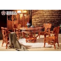 藤餐桌、藤椅、藤编餐桌
