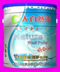中山大自然漆海藻泥全能净味乳胶漆18L