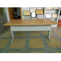 图书馆专用汇金钢制六人四人阅览桌
