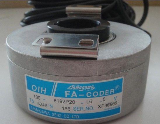 多摩川编码器ts5246n166