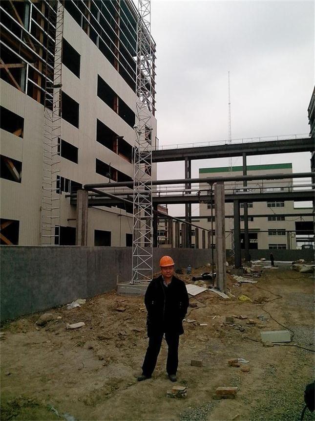济宁职业技术学院风景