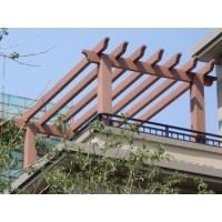 塑木地板|塑木栏杆|塑木休闲椅|塑木户外墙板|塑木平台