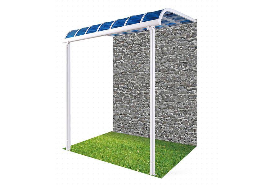 执念门窗系统-遮阳雨棚系列