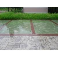 压花地坪;压模地坪;压印地坪;透水地坪;彩色路面等材料