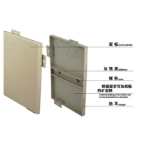 2.5/3.0 mm 氟碳铝单板