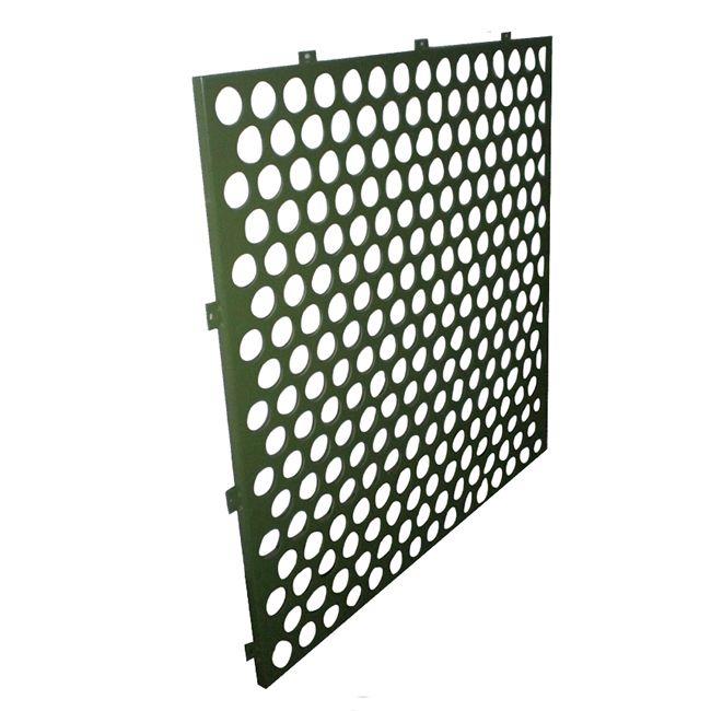 2.5 3.0 冲孔 雕花铝单板