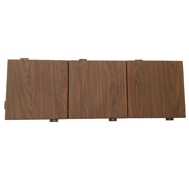2.5 3.0 mm热转印木纹 石材铝单板