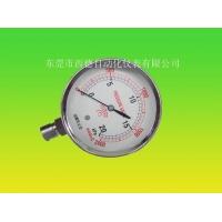 煤气压力表,燃气压力表
