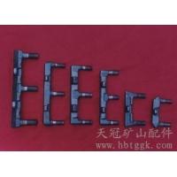 矿用采煤输送机E型螺栓 铸锻E型螺栓