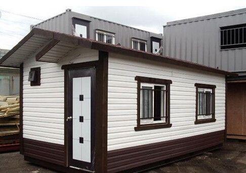 被动式房屋|金土地活动房屋|集装箱房屋