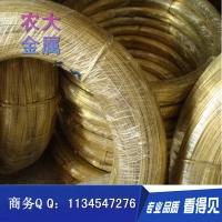 专业生产黄铜线盘圆 黄铜盘圆线 质量保证