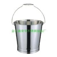 不锈钢提水桶水桶斜身桶