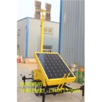 M-SFW6130D太阳能移动照明灯塔