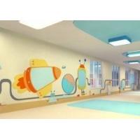 LG塑胶地板 静雅用于儿童及富有创意的空间场所商场办公