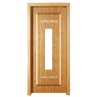 腾丰竹木门——高档玻璃门