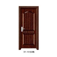 蜀源门业-高级室内钢木门