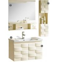 成都法拉丽卫浴橡木浴室柜组合FLL-5011