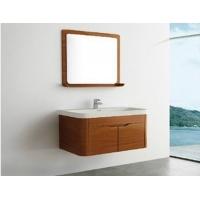 成都法拉丽卫浴橡胶木浴室柜FLL-5013