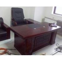 办公家具实木老板桌板式老板台大班桌